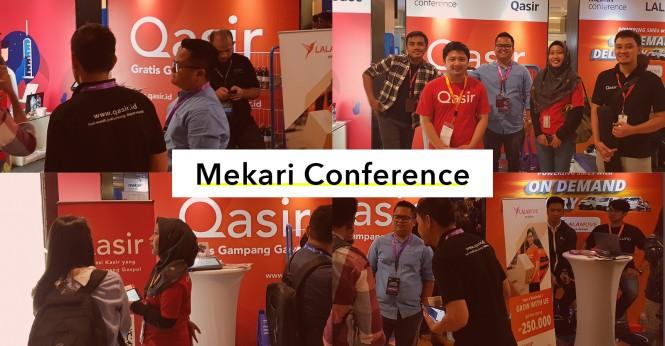 Mekari Conference: Qasir Dukung Penuh Digitalisasi UKM