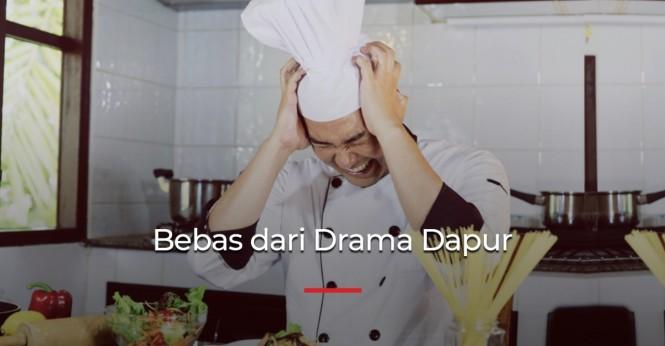 Bebas Drama Dapur dengan Fitur Cetak Tiket Pesanan